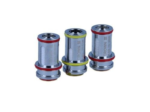 Uwell Verdampferköpfe Crown 3 Parallel Heads 4er Pack