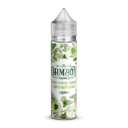 Ohmboy Volume II Aroma - Sweetwater Traube & Weißer Pfirsich 15ml