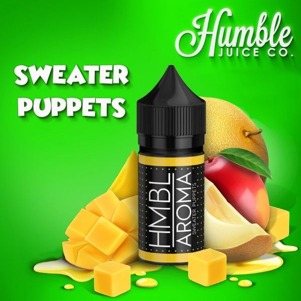 Humble Juice HMBL Aroma Sweater Puppets 30 ml
