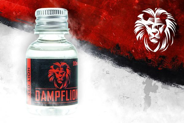 Red Lion Aroma by DampfLion