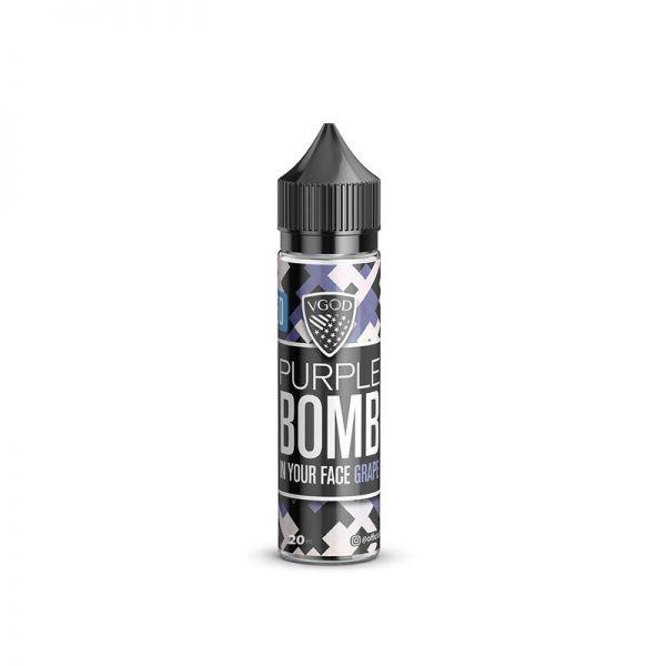VGOD Aroma Purple Bomb Iced 20ml