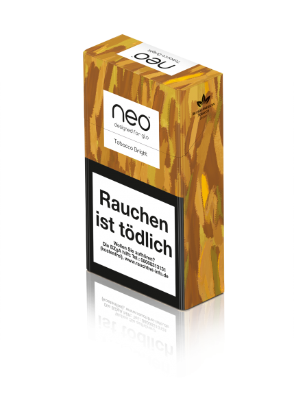 neo Stick Tobacco Bright