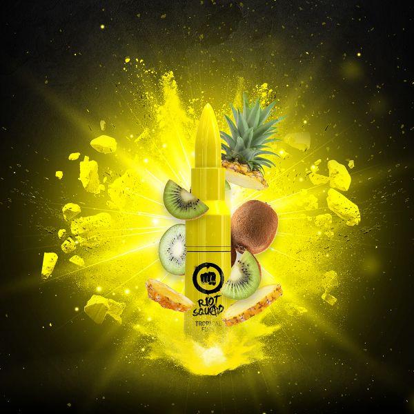 Riot Squad E-Liquid Tropical Fury 50 ml