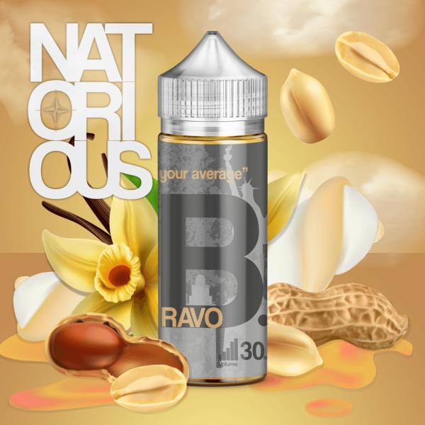Natorious - Bravo 30ml Mix´n Vape Aroma