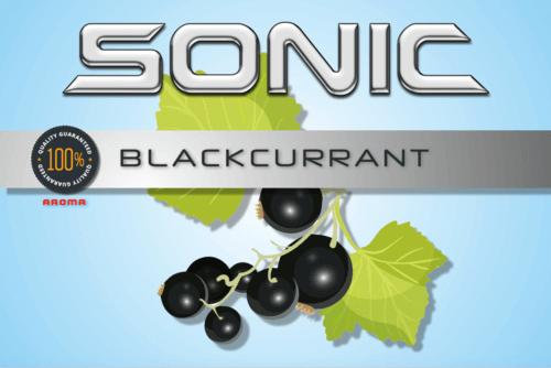 Sonic Aroma Blackcurrant 10ml