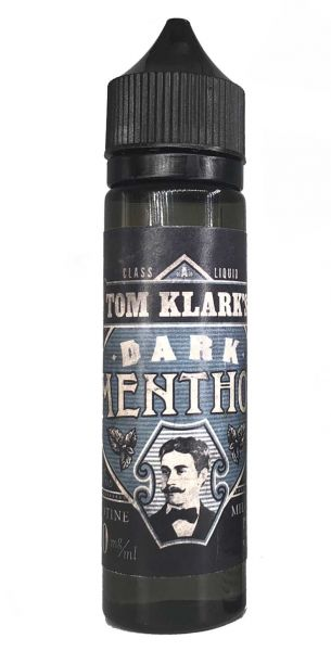 Tom Klark's E-Liquid Dark Menthol 60 ml