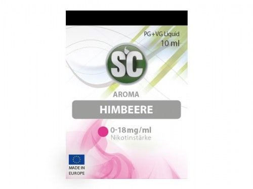 SC Liquid Himbeere