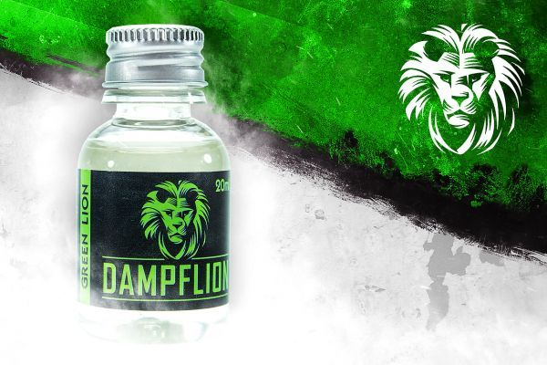 Green Lion Aroma by DampfLion