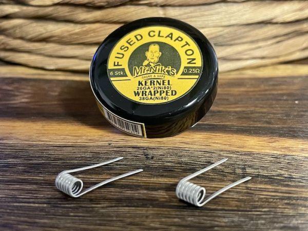 Mr Nik´s Premium Handmade Coils