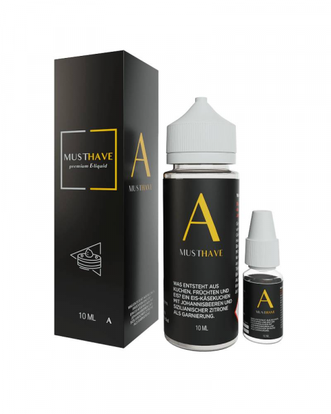 Must Have Aroma A 10ml